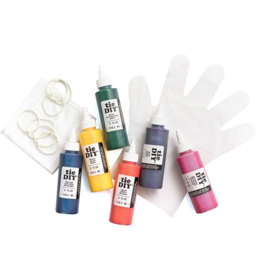 Krawatte DIY Color Vivid Kit-3