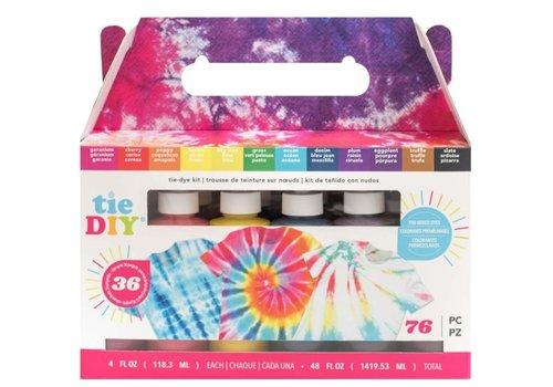 Tie DIY Color Brights Kit