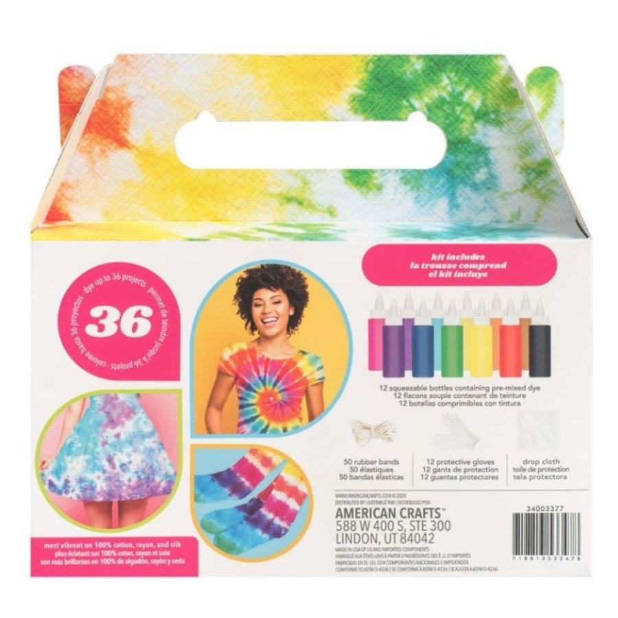 Tie DIY Color Brights Kit-2