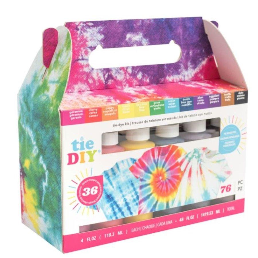 Tie DIY Color Brights Kit-4