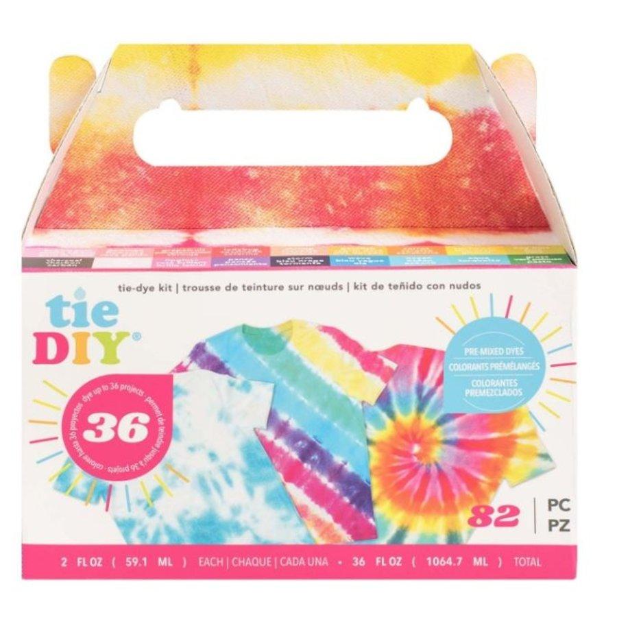 Tie DIY Color Value Kit-2