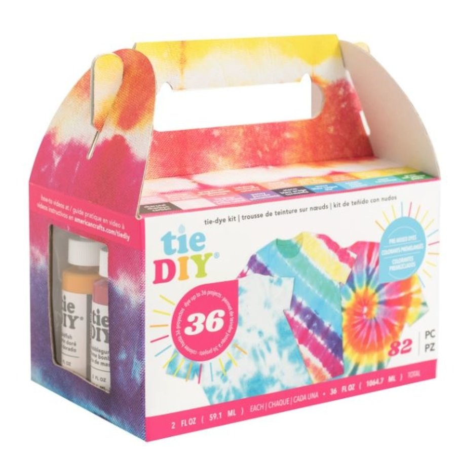 Tie DIY Color Value Kit-1