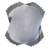 thumb-STICKER SHEETS - BRUSHED METALLIC SILVER-3