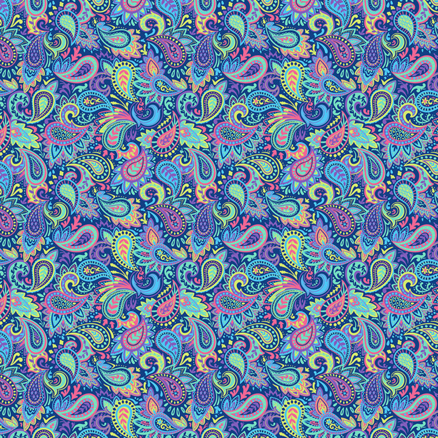 Siser EasyPatterns Paisley Party-1
