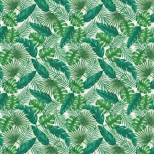 Siser EasyPatterns Feuilles Tropicales