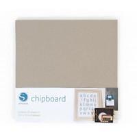 thumb-Cartonnette Grise/ Chipboard SILHOUETTE-1