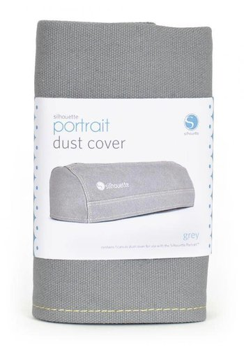 Dust cover for SILHOUETTE-PORTRAIT, Grey