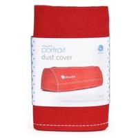 Staubschutzhülle für SILHOUETTE-PORTRAIT, rot