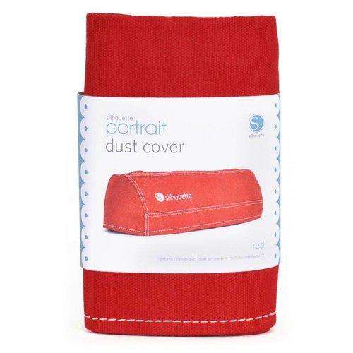 Housse de protection pour SILHOUETTE-PORTRAIT, Rouge