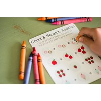 thumb-Scratch-off Sticker Sheets - Printable-2