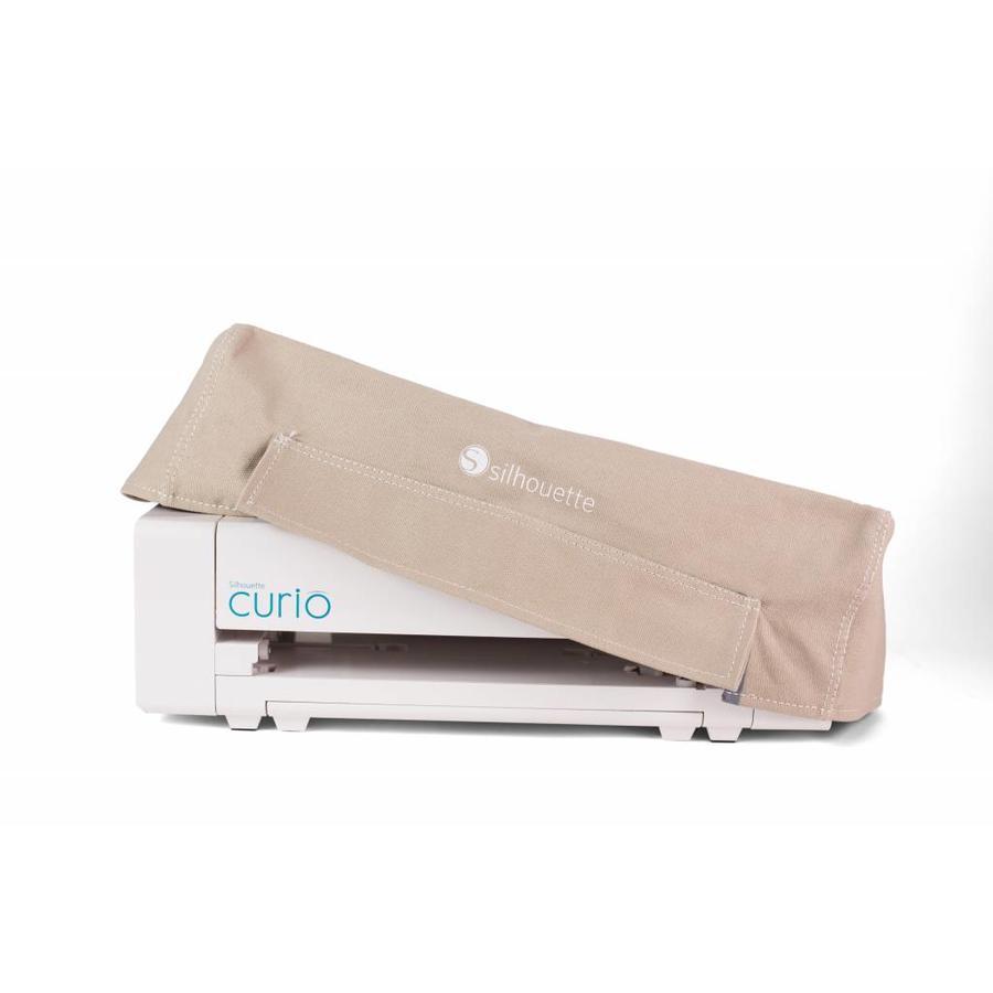 Housse anti-poussière Curio - Naturel-1