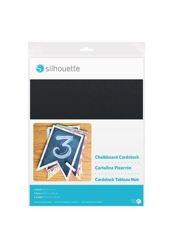 Papier cartonné pour tableau noir - dos adhésif