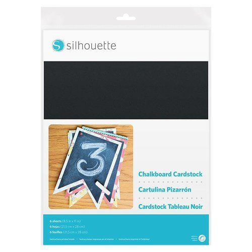 Chalkboard Cardstock - Adhesive back