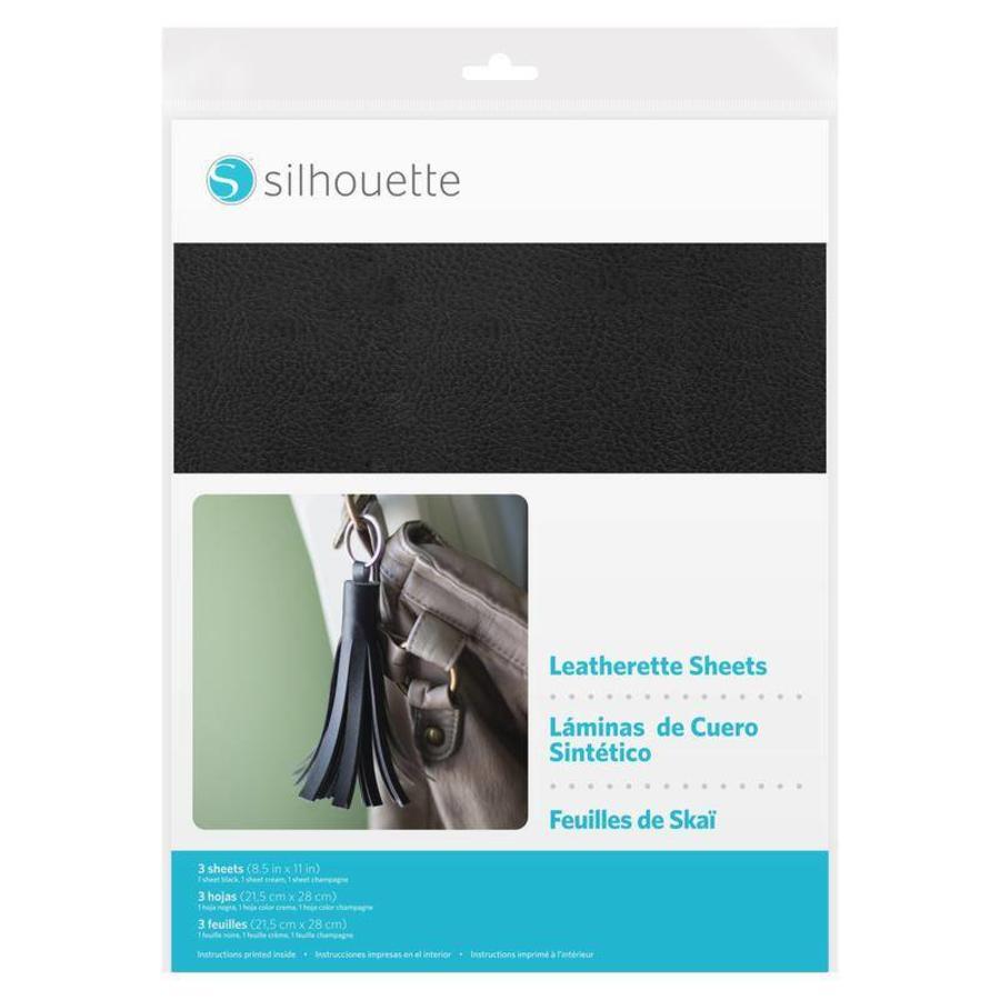Leatherette Sheets-1