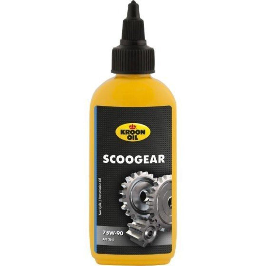 Scoogear 75W-90 - Versnellingsbakolie scooter, 100 ml