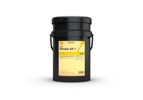 Shell Omala S2 G 68 - Tandwielolie, 20 lt