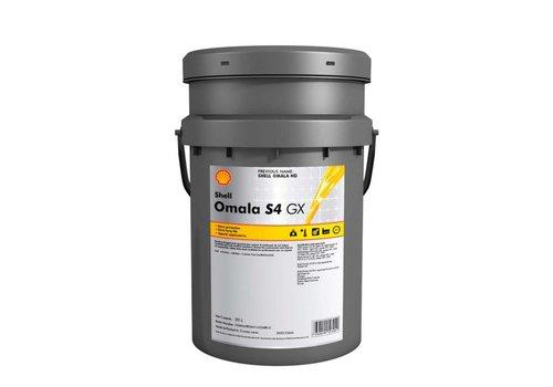 Shell Omala S4 GX 460 - Tandwielolie, 20 lt