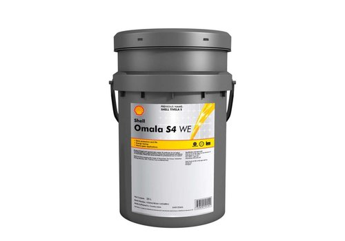 Shell Omala S4 WE 220 - Tandwielolie, 20 lt