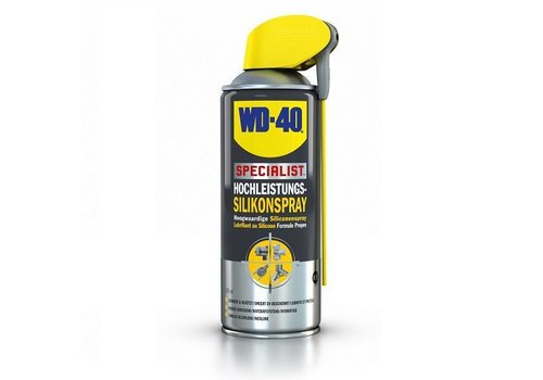 WD 40 Siliconenspray, 400 ml (OUTLET)