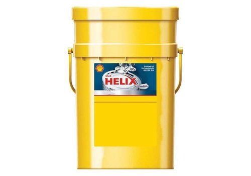 Shell Helix HX5 15W-40 - Motorolie, 20 lt