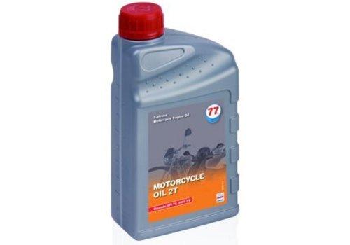 77 Lubricants Motorfietsolie 2T, 4 lt