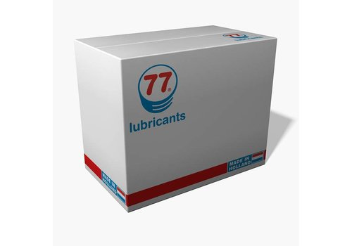 77 Lubricants Kart 2T - Motorolie, 12 x 1 lt