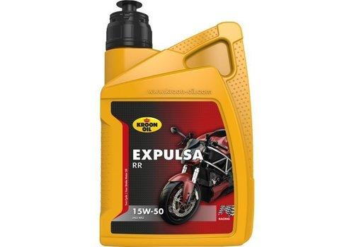 Kroon Expulsa RR 15W-50 - Motorfietsolie, 1 lt