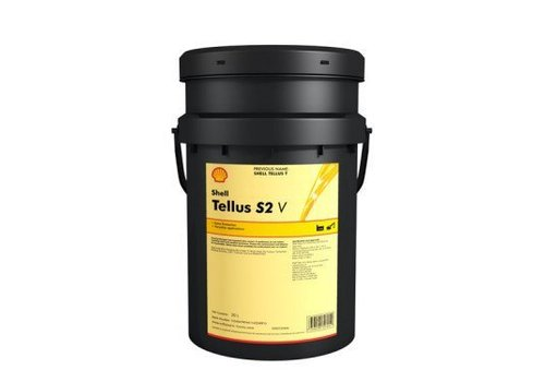 Shell Tellus S2 V 22 - Hydrauliekolie, 20 lt
