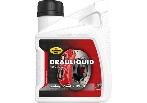 Kroon Drauliquid Racing - Remvloeistof, 500 ml