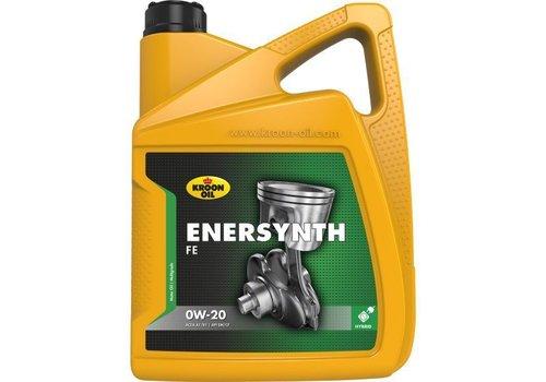 Kroon Enersynth FE 0W-20 - Motorolie, 5 lt