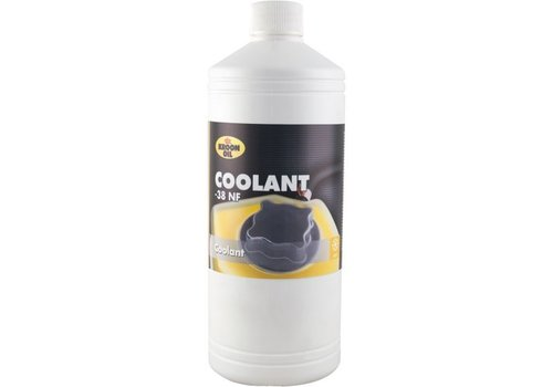 Kroon Coolant -38 Organic NF - Koelvloeistof, 1 lt