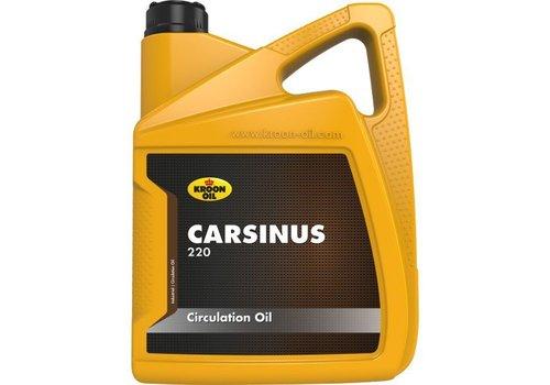 Kroon Carsinus 220 - Circulatieolie, 5 lt