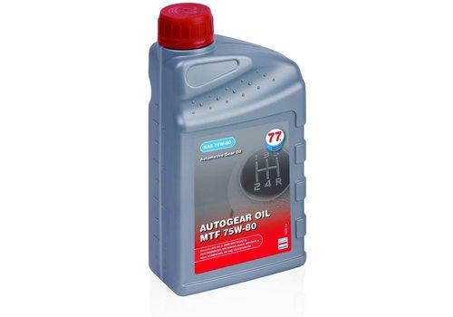 77 Lubricants Versnellingsbakolie MTF 75W-80, 1 lt