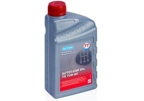 77 Lubricants Versnellingsbakolie TX 75W-80, 1 lt