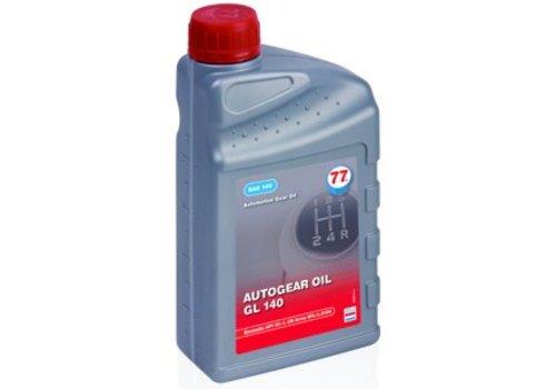 77 Lubricants Versnellingsbakolie GL 140, 1 lt