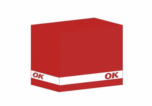 OK Olie DOT 4 - Remvloeistof, 12 x 1 lt