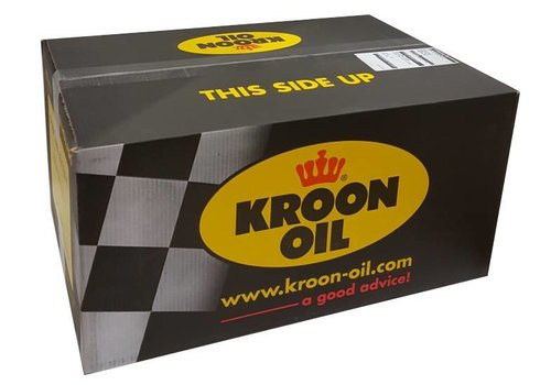 Kroon Flushing Oil - Motorolie, 6 x 1 lt