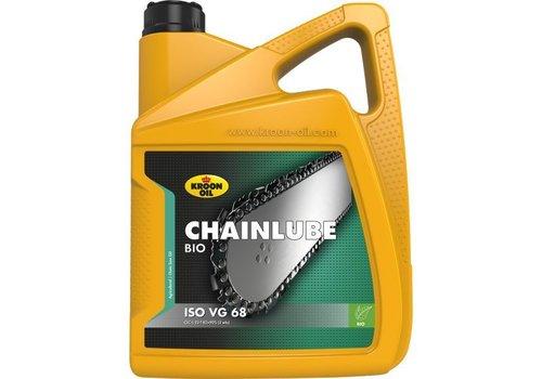 Kroon Chainlube Bio - Kettingzaagolie, 5 lt