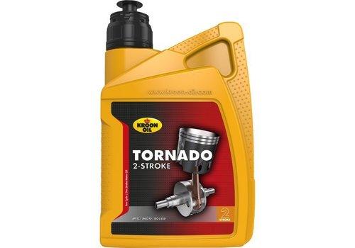 Kroon Tornado 2-takt - Motorfietsolie, 1 lt
