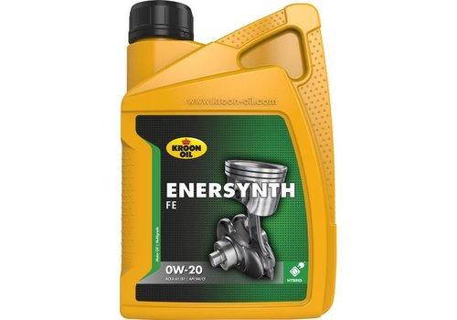 Kroon Enersynth FE 0W-20 - Motorolie, 1 lt
