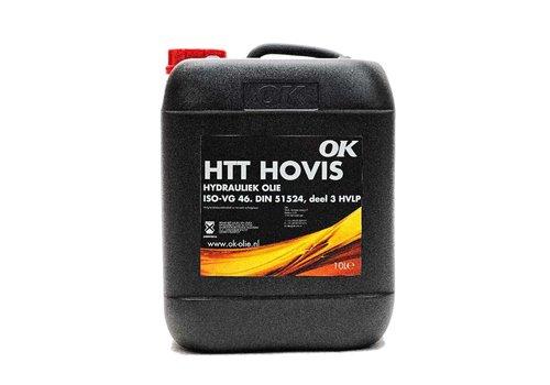 OK Olie HTT Hovis ISO-VG 46 - Hydrauliekolie, 10 lt