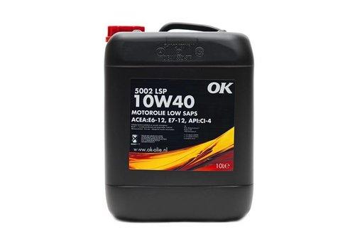 OK Olie 5002 LSP 10W-40 - Heavy Duty, 10 lt