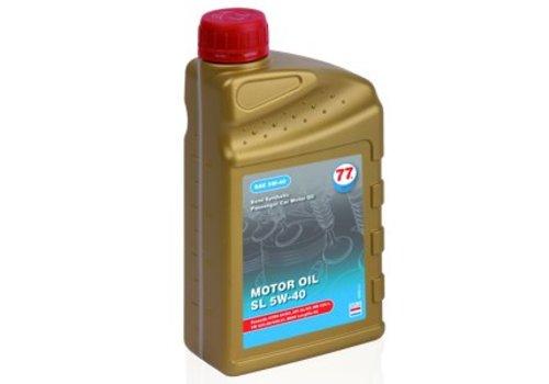 77 Lubricants Motor Oil SL 5W-40, 1 lt