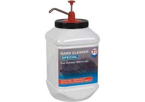 77 Lubricants Hand Cleaner Special - Handreinigingscrème, 4.5 lt