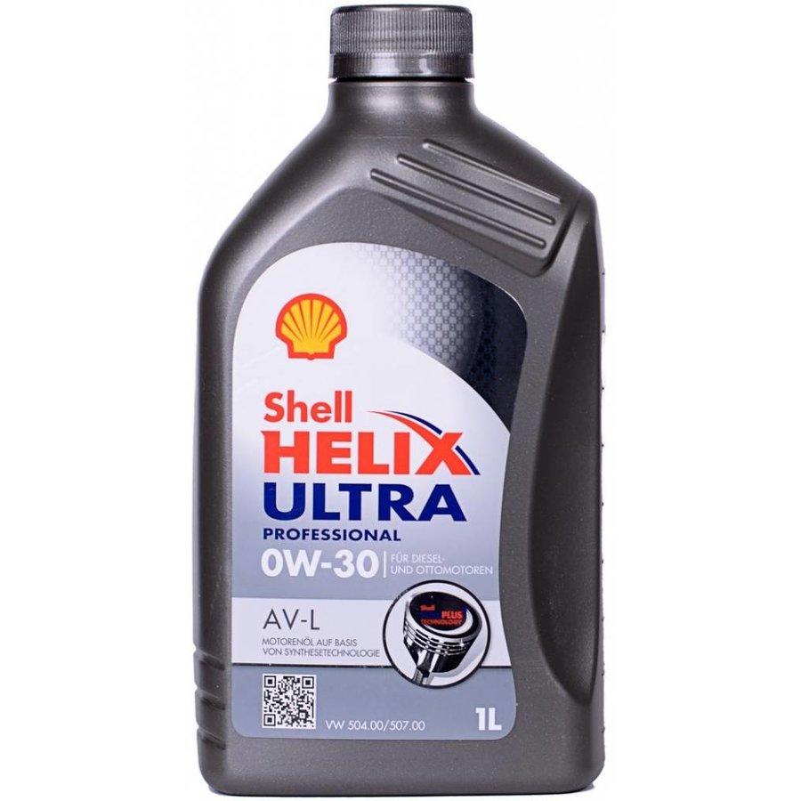 Helix Ultra Pro 0W-30 AV-L - Motorolie, 1 lt