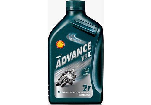 Shell Advance VSX 2 - Motorolie, 1 lt