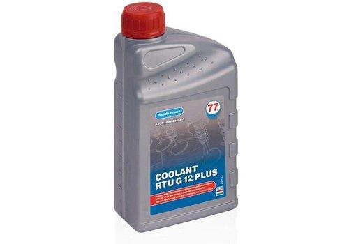 77 Lubricants Coolant RTU G 12 Plus - Koelvloeistof, 1 lt