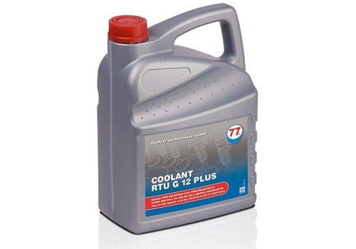 77 Lubricants Coolant RTU G 12 Plus - Koelvloeistof, 5 lt