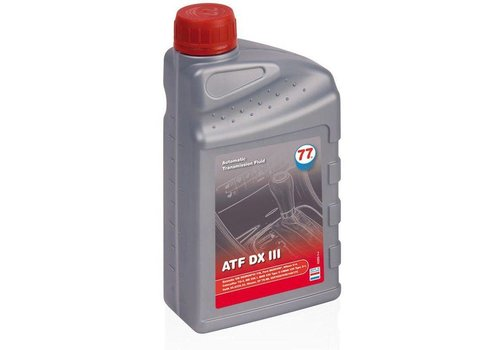 77 Lubricants ATF DX III - Transmissievloeistof, 1 lt