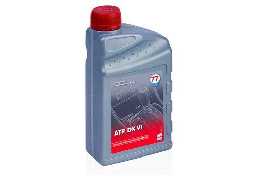 77 Lubricants ATF DX VI - Transmissievloeistof, 1 lt